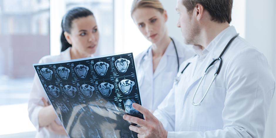 Sąmoningo bendradarbiaujančio paciento neurologinis ištyrimas