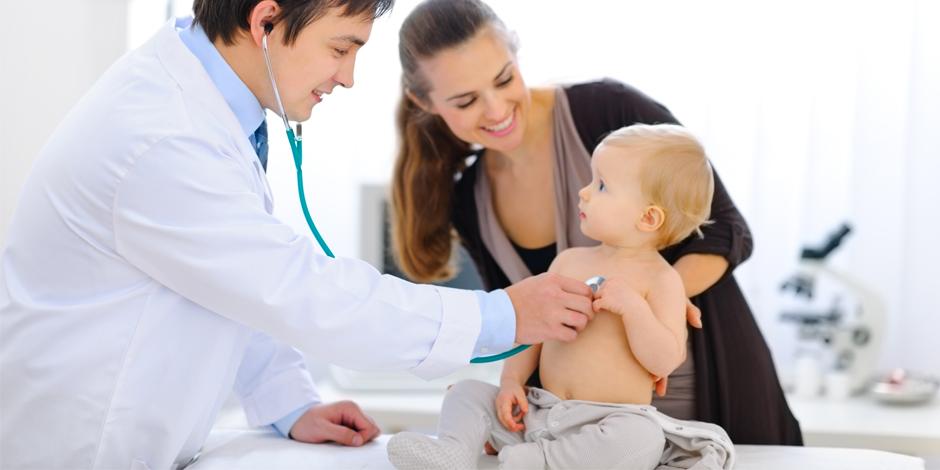 Vaikų ligų  simuliacinis modulis