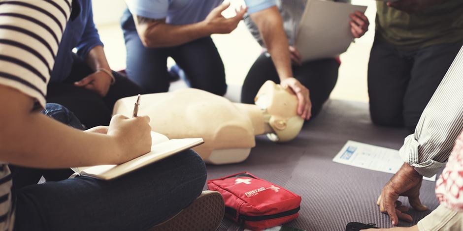 First Aid Course (FA-HL-EN)