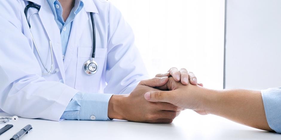 Bendravimo su pacientu pagrindai (BSP-HL-LT)