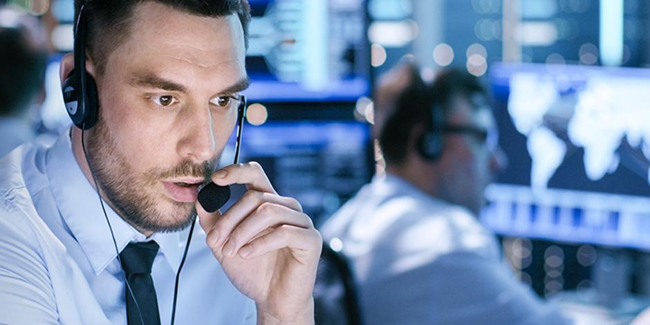 Dispečerio vadovaujama pagalba sudėtingų situacijų metu (DVP-HL-LT)
