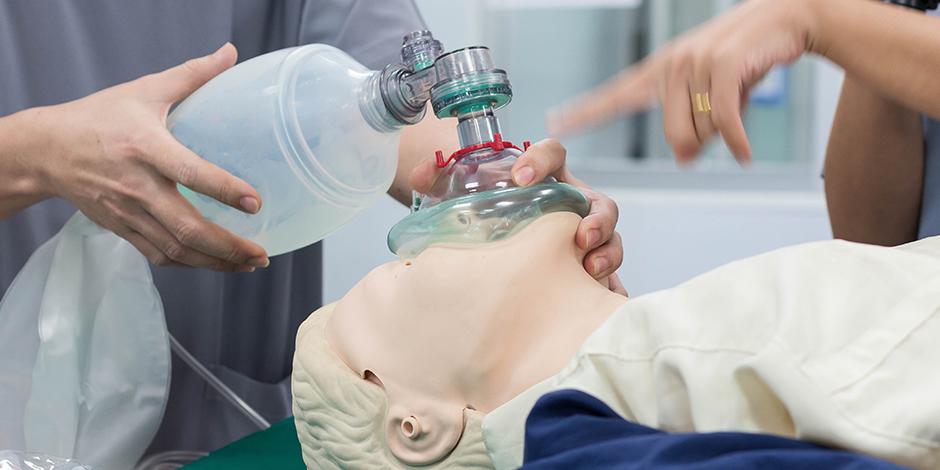 Specializuota reanimacinė pagalba