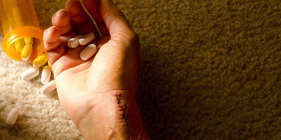 Veiksmų taktika savižudybės, smurto, prievartos atvejais